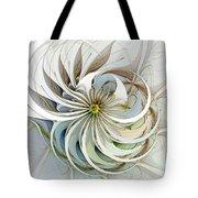 Swirling Petals Tote Bag