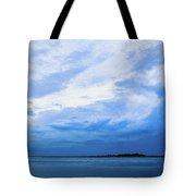 Swirling Sky Tote Bag