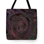 Swirlpool Neon Tote Bag