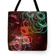 Swirls 2 Tote Bag