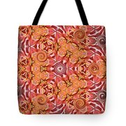Swirls Abstract Tote Bag