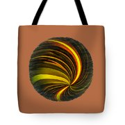 Swirls And Curls Tote Bag