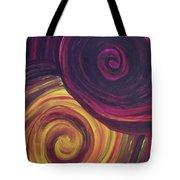 Swirls Of Wonder Tote Bag