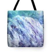 Swiss Alps - My Interpretation Tote Bag