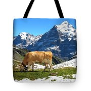 Swiss Scene Tote Bag