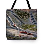 Switchbacks Tote Bag