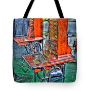 Switchers Tote Bag