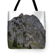 Switzerland. Large Mythen Tote Bag