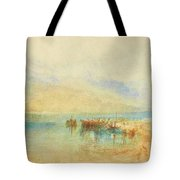 Switzerland  Possibly Lake Tote Bag