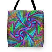 Swivel Art Tote Bag