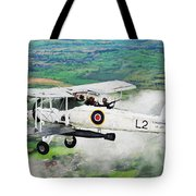 Swordfish Aircraft 2 Tote Bag