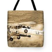 Swordfish Aircraft Tote Bag