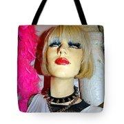 Sybil In Studs Tote Bag