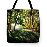 Sycamore Grove Series 12 Tote Bag