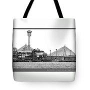 Sydney Contrasts Tote Bag