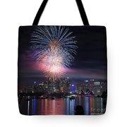 Sydney Fireworks Tote Bag