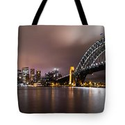 Sydney Harbor Tote Bag
