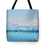 Sydney Harbour And The Opera House Tote Bag