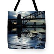 Sydney Harbour Bridge Reflection Tote Bag