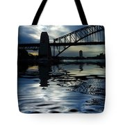 Sydney Harbour Bridge Reflection Tote Bag