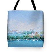 Sydney Harbour Bridge - Sydney Opera House - Sydney Harbour Tote Bag