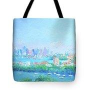Sydney Harbour Impression Tote Bag