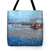 Sydney Opera House From A Distance Tote Bag