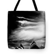 Sydney Opera House Portrait Tote Bag
