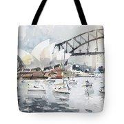 Sydney Opera  Tote Bag