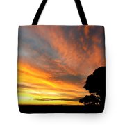 Sydney Sunset 10-06 Tote Bag