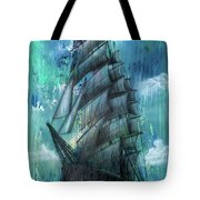 Syfy- Ship Tote Bag