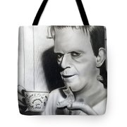 Syfy- Tea Time Tote Bag