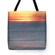 Sylt Sunset 5 Tote Bag