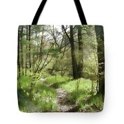 Sylvan Joy Tote Bag