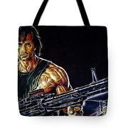 Sylvester Stallone Collection Tote Bag