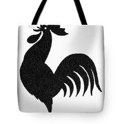 Symbol: Announcement Tote Bag