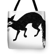 Symbol: Fox Tote Bag