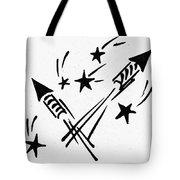 Symbol: Independence Day Tote Bag