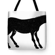Symbol: Mule Tote Bag