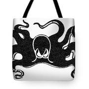 Symbol: Octopus Tote Bag
