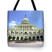 Symbol Of Its People Tote Bag