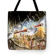 Symbol Of Spring Tote Bag