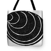 Symbol: Silence Tote Bag