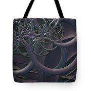Symbolic Energy Tote Bag
