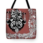 Symbology Tote Bag