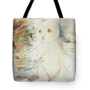Symbols Of Comfort Tote Bag