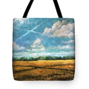 Symbols Of Hope And Eternity Tote Bag