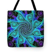 Symmetry 21 Tote Bag