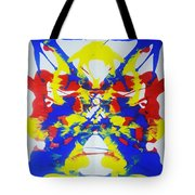 Symmetry  25 Tote Bag