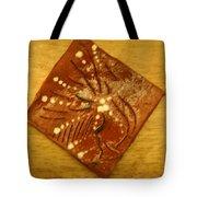 Symptom - Tile Tote Bag
